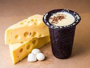 Krem serowy de luxe z chedarem