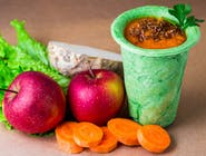 Zupa marchewkowo-jabłkowa