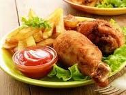 Podudzia z kurczaka