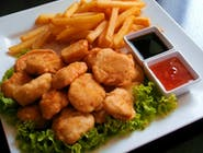 Zestaw Kurczak nuggets