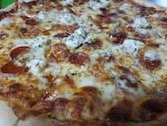 Pizza Con BBQ