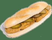 Sandwich cu șnițel de pui