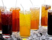 Domowa Iced Tea Brzoskwiniowa