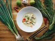Curry Z    Warzywami i Tofu