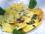 13.7 Ravioli con spinacci