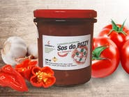 Sos do pizzy z Habanero 346 ml