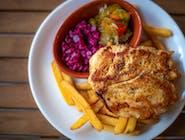 Grillowana pierś z kurczaka w ziołach prowansalskich