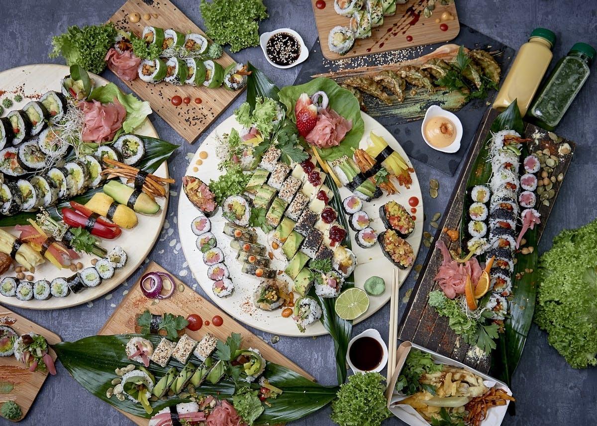 zamow catering dla wegetarian lub wegan