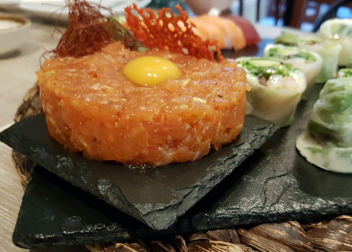 Sashimi / Tatary