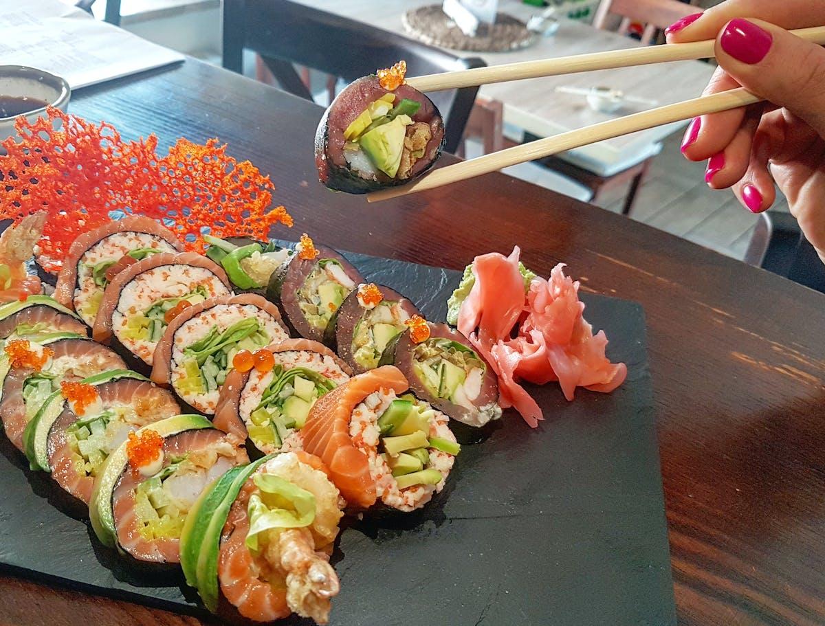 Sashimi roll 6szt