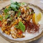 PAD THAI WEGE / KURCZAK / KREWETKI
