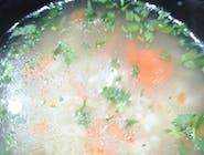 Zupa krupnik z ziemniakami