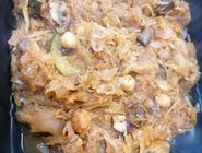 Bigos z pieczywem