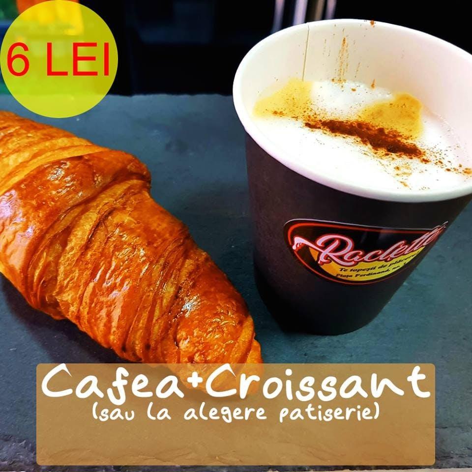 Cafea + Croissant