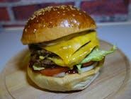 XXL Burger menu