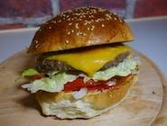 Sweet chilli burger