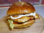 Chickenburger menu
