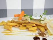 Filet z sandacza