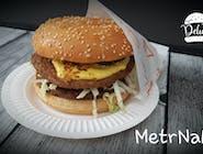 Podwójny hamburger