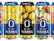 Piwo 0% WARKA Smakowe