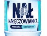 Woda niegazowana - butelka PET