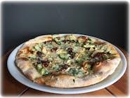 Pizza Rosso-verde (sos biały)
