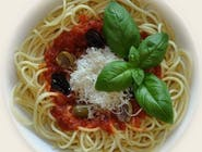 4. Spaghetti all'Arrabiata