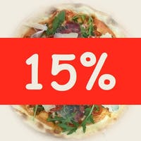 15% rabat
