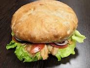 1. Kebab Turecký chlieb