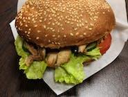 11. Kebab Burger