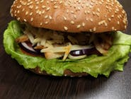 12. Kebab Cheese Burger