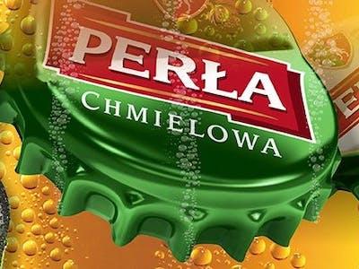 Piwo Perła chmiel