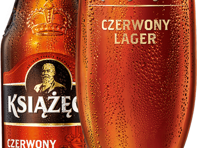 Piwo Książęce Lager