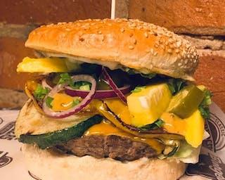 Listopadowy burger miesiąca! 🍔