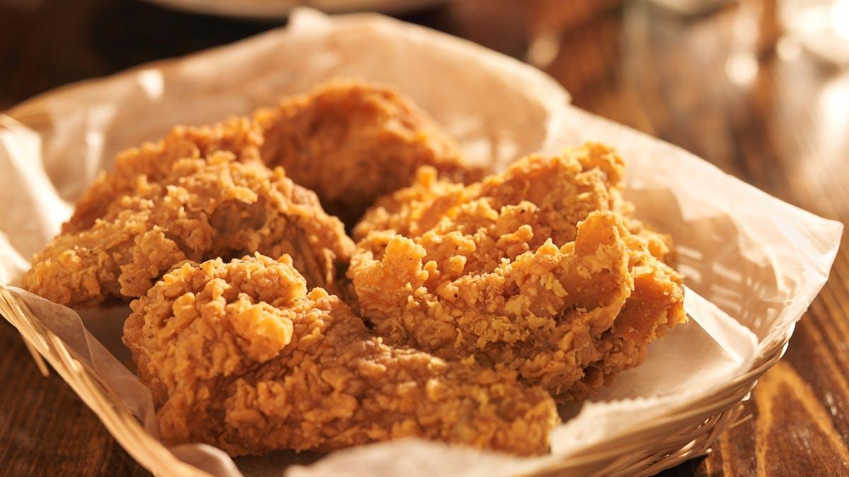 Kurczak Hot & Spicy