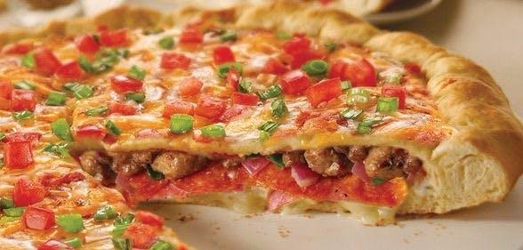 Pizza Faszerowana