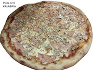 4. Pizza Kalabria