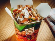 Kebab box duży