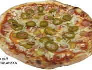 9. Pizza Mediolańska