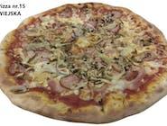 15. Pizza Wiejska