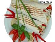 Kebab pita mała z serem