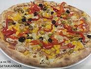 16. Pizza Wegetariańska