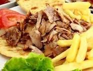 Kebab Menu - Duży