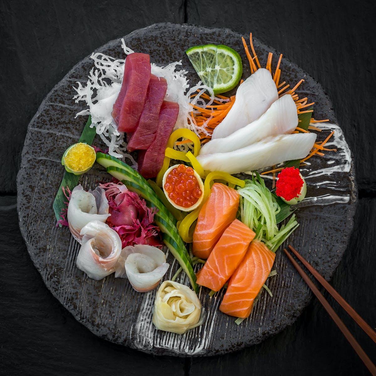 Sashimi & tataru