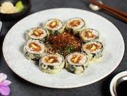 Maguro tatar tempura 8szt.