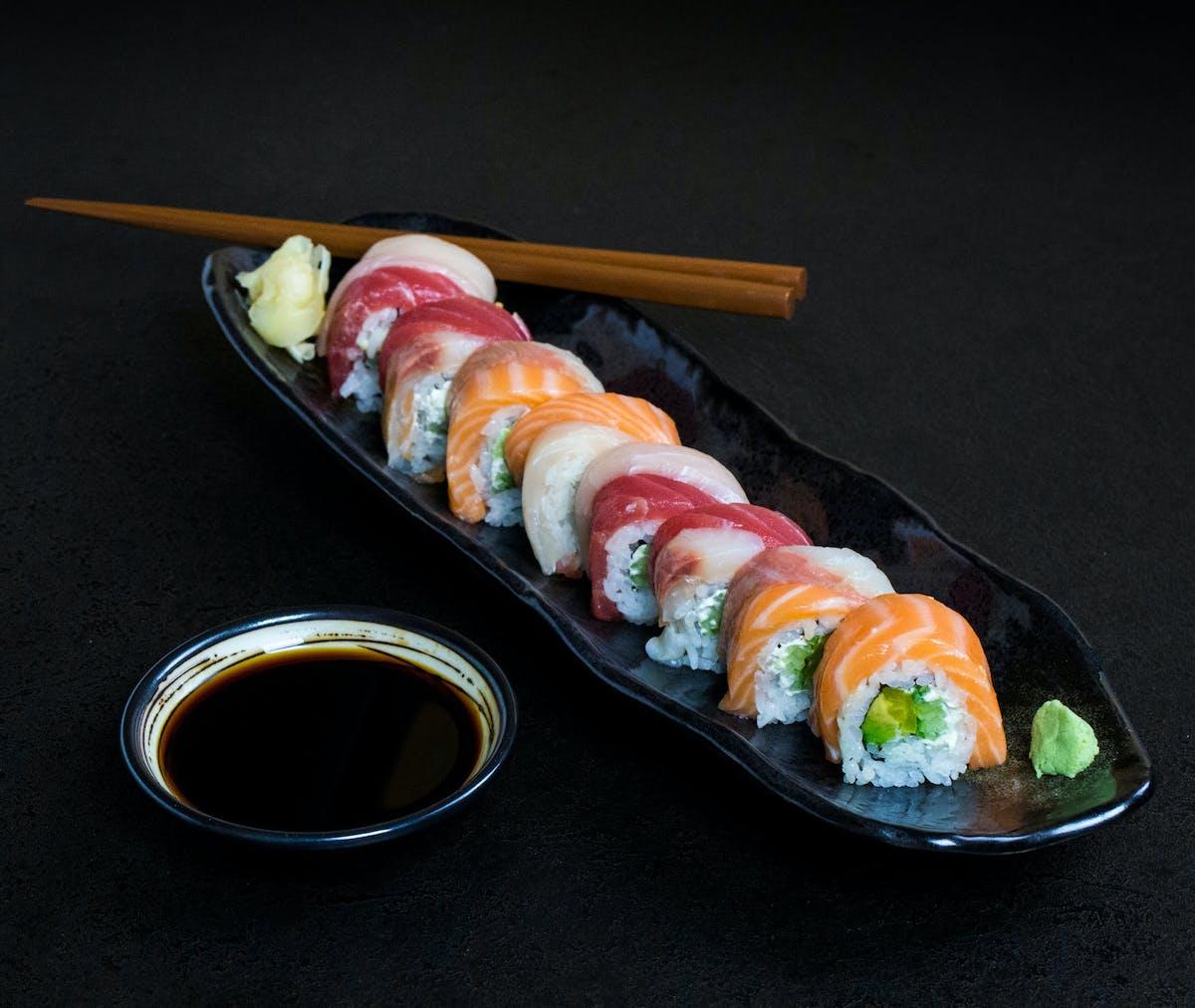 Roiyaru sushi