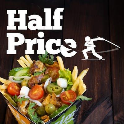 Half Price!