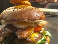 Burger wołowy XXL LORD