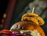 Burger wołowy XXL Plum &Pear