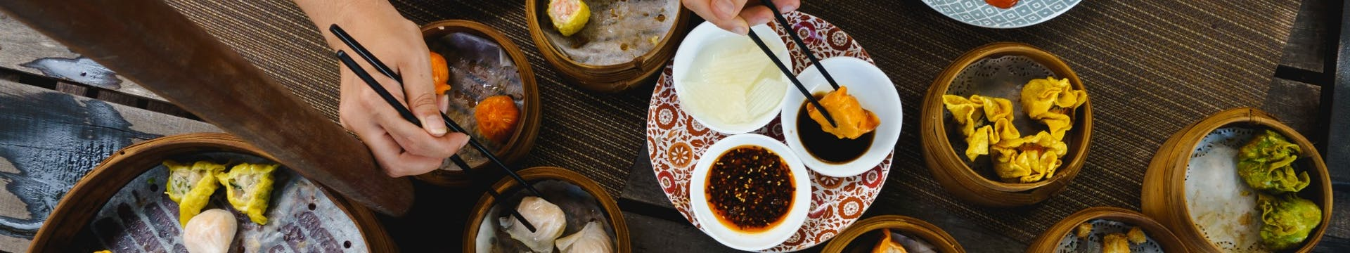 Zasmakuj niezwykłych smaków <br>kuchni orientalnej!